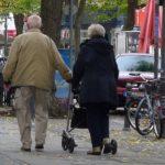 Paar in Tegel